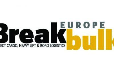 Retrouvez nous au BreakBulk 2016 a Anvers