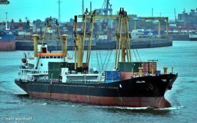 activités maritimes vers l'ALGERIE